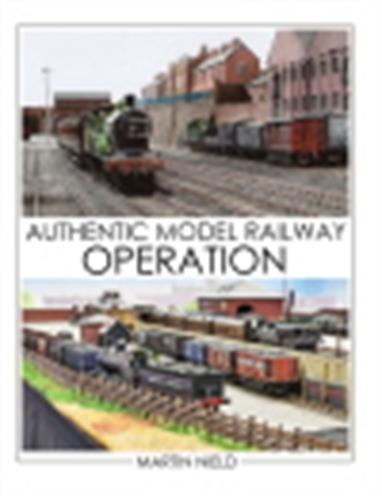 "Wild Swan Authentic Model Railway Operation - Martin Nield AMROWild Swan Publishing - Authentic Model Railway Operation by Martin NieldWhen running our model railway layouts it is easy to forget that those train loads of passengers and goods are supposed to be going somewhere and the railway companies had rules, methods and procedures to ensure they got there safely.""This is a highly readable book which demonstrates and discusses the various ways in which we can make our model railways more realistic from an operational point of view. Although Martin himself is a confirmed Lancashire and Yorkshire modeller, the whole book applies to any British railway operation right up until the end of the ""traditional"" railway in the Nineteen Eighties. The illustrations are really good, crisp and clear shots of various relevant model railways, nice relevant paperwork and ephemera and proper inspiring ""Northern Grit"" prototype photographs. I think thet text is perfectly balanced between not baffling a ""beginner"" whilst still providing much of interest to a more experienced modeller. I hope this book does well, because traditional railway operation is rapidly becoming ancient history, and there has been relatively little published on the subject in recent years.""Author : Martin Nield    60 pages    Softback"