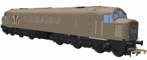 All-new OO gauge model of the Derby type 4 BR class 45 locomotives with the tooling designed to produce many of the detail variations, including early headcode boxes through to the late square boxed sealed beam headlights and both steam heat class 45/0 and electric heating class 45/1 types.Release expected third quarter 2020.