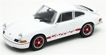 Welly 28046W 1/24th Porsche 911 Carrera RS 2.7 Diecast Car Model