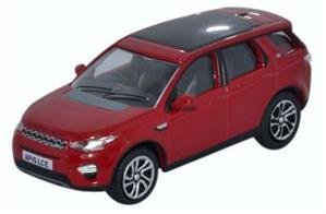 Oxford Diecast 1/76 Land Rover Discovery Sport Firenze Red 76LRDS002