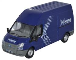 Oxford Diecast 1/76 Ford Transit LWB High Top Scotrail 76FT028Due Q2/2017