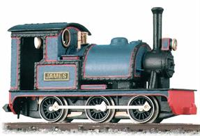 Freelance design loco body kits, designed to fit an N gauge 0-6-0 chassisThis whitemetal body kit is designed to fit on the Graham Farish (Poole) general purpose 0-6-0 chassis. A number of more recent chassis by Bachmann and Dapol may be suitable alternatives.Chassis not included.