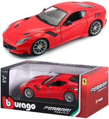 Burago 1/24 Ferrari F12 TDF Car Model B18-26021