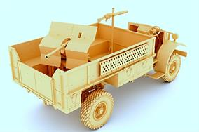Price to be AdvisedMirror Models 35133 1/35 Scale LRDG CMP F30 with 37mm Bofors Anti-tank GunThis kit builds up into a nicely detailed model and includes comprehensive instructions.Adhesive and paints are required