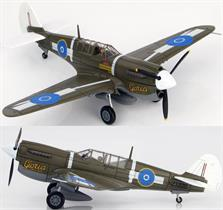 Hobby Master 1/72 P-40N Gloria Lyons NZ3220, No.4 Servicing Unit, RNZAF, late 1944 HA5506