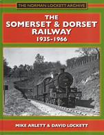 Another selection of photographs from the Norma Lockett archives featuring trains on the Somerset and Dorset line from the 1930s through the closure ion 1966, captioned by Mike Arlett.192 pages. 275x215mm. Printed on gloss art paper with colour laminated printed board covers.
