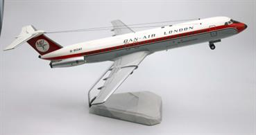 Bravo Delta 1/60 BAC 1-11 501EX BOAC Wooden Airliner Model ANJD19