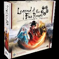 Legend of the Five Rings: The Card Game is a player-influenced LCG® that sees two players take on the role of one of the seven Great Clans of Rokugan, vying for military and political control of the land while maintaining Rokugan society's strict code of honor.
