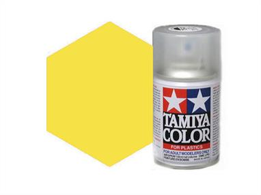 Tamiya Pearl Yellow Synthetic Lacquer Spray Paint 100ml TS-97