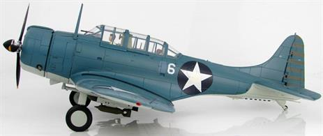 Hobby Master HA0209 Douglas SBD-2 Battle of Midway BuNo 2106, VMSB-241, 4 June 1942