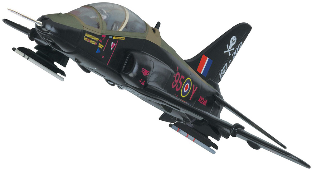 "Corgi AA36013 1/72 Hawk XX246 / 95-Y 100 Squadron - 100 Years of the RAF<br><span class=""yui-non"">2018 Range</span>"