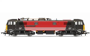 Hornby R3656 00 Gauge Virgin Trains Class 87 Bo-Bo 87019 Sir Winston Churchill - Era 9