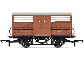 BR Cattle Wagon Diagram 1529 S53904Dimensions - Length 90mmPeriod 1940's