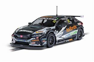 Scalextric 1/32 Honda Civic Type R NGTC BTCC 2017 Matt Simpson C3915