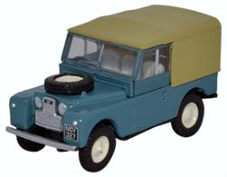 Land Rover Series 1 88 Canvas Marine Blue