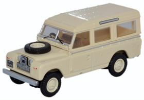 Land Rover Series II LWB Station Wagon Limestone