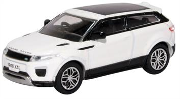 Range Rover Evoque Coupe (Facelift) Fuji White