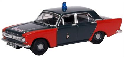 Oxford Diecast 76ZEP011 1/76th Ford Zephyr Bomb Disposal Squad