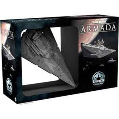 Grand Admiral Thrawn arrives to the battles of Star Wars™: Armada in the Chimaera Expansion Pack. Along with the chance to command your fleet with this brilliant, blue-skinned Chiss tactician, the Chimaera Expansion Pack introduces an Imperial Star Destroyer adorned with a distinctive chimaera design, two Mandalorian Gauntlet squadrons, six ship cards, and seventeen other upgrades. Altogether, these materials don't just give your Star Destroyer a different aesthetic; they allow it to fill entirely new tactical and strategic roles within your Imperial fleet.This is not a complete game experience. A copy of the Star Wars: Armada Core Set is required to play.