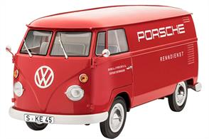 Revell 07049 1/16 Scale Volkswagen T1 KastenwagenLength 272mm Number of Parts 175