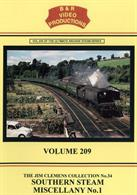 Southern Steam Miscellany Part 1Duration 72 Mins