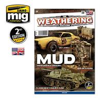MIG Productions 4504 Weathering Guide 5 - MudA very useful guide illustrating various methods of applying mud and dirt giving your models a realistic and satisfying appearance