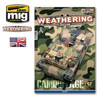 MIG Productions 4519 Weathering Guide - CamouflageA very useful guide illustrating various methods of applying camouflagr to ships, aircraft and vehicles giving your models a realistic and satisfying appearance