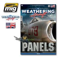 MIG Productions 5201 Weathering Aircraft - PanelsA very useful guide illustrating various methods of highlighting panel and applying washes to panel lines ect giving your models a realistic and satisfying appearance64 pages with full colour illustrations