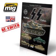 MIG Productions 6001 Camouflage Profile Guide - Waffen SS ColoursA very useful guide 80 pages and 120 profiles. This book examines the history of colours and camouflage used by the Waffen SS on their vehicles.