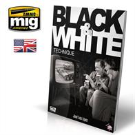 MIG Productions 6016 Guide - Black & White TechniquesJose Luis Lopez has created his own style aptly named the Black & White technique and the results have quickly become popular worldwide. This book is the newest and latest of the author's and these more than 100 pages are lush in technical detail, explaining the entire process with numerous step by step examples as well as insightful theoretical reflection. The technique allows us to layer the effects of wear, chipping, and dirt in a simpler manner than usual by using a Black & White foundation for our base colour(s). Once our translucent base colours are applied, each subject automatically acquires three-dimensional volume and layered weathering effects. Only in this unique book can you find all of the secrets of Jose Luis Lopez innovative and versatile approach. Through numerous in-depth examples, photo rich step by step demonstrations bring stunning results to modelers of all genres and skill levels.