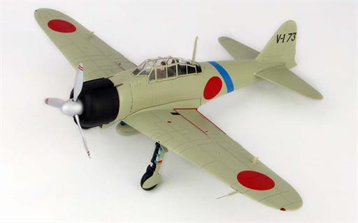 Hobby Master HA8805 Japan A6M2 Zero Type 21 V-173, Rabaul, June to July 1942 Saburo Sakai 1/48