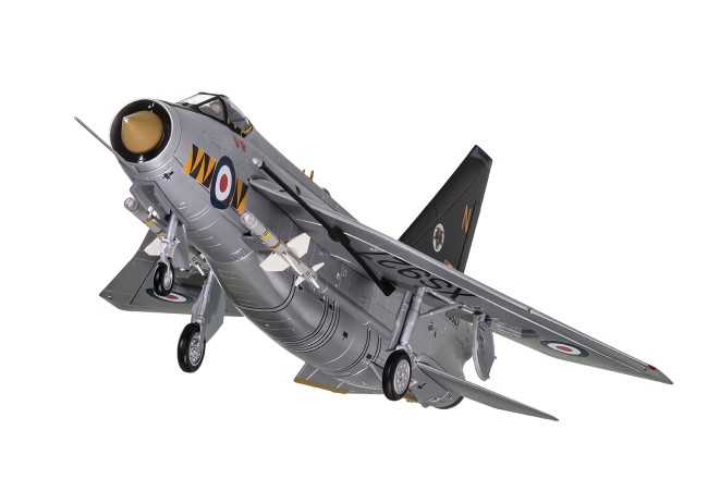 Corgi English Electric Lightning F.6 XS927/N 74 Squadron RAF Tengah Singapore 1969 1/48 AA28402