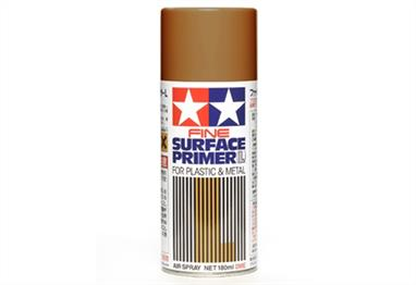 Tamiya Fine Surface Primer Oxide Red 180ml 87160