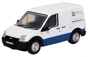 Oxford Diecast 76FTC010 Ford Transit Connect Tube Lines