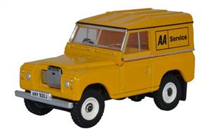 Land Rover Series III Hard Top AA
