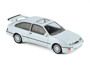 Norev 1/43 Ford Sierra RS Cosworth 1986 White NV270559