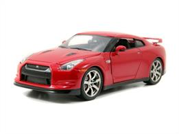 Jadatoys 1/24 2009 Nissan GT-R JA96811Comes in Red or Black