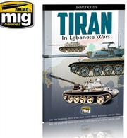 In english. In its 96 pages, this book will show the modeler over 300 unpublished and high quality photos of the Tiran. It includes photos of this tank in combat, destroyed, variants, on maneuvers, a walk-around of all the details, and more. The modeler will also enjoy the innumerable effects, damage, deterioration, grease, chipping, etc, this vehicle presented during its operational life and use them as inspiration for their models not only of Tiran but any other tank. In addition the book provides countless ideas for diorama modelers. Undoubtedly the best work of Samer Kassis.