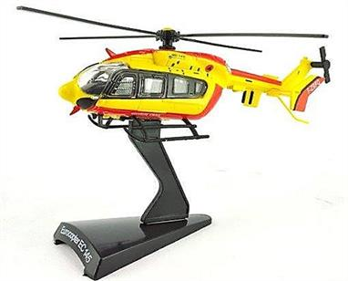 Eurocopter EC145 Helicopter Model