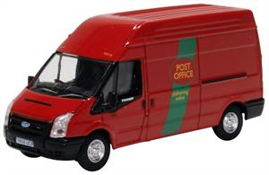 Ford Transit MK5 Post Office