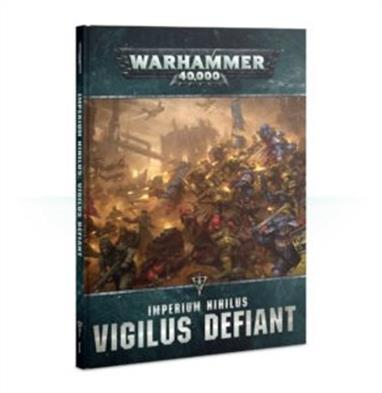 Imperium Nihilus: Vigilus Defiant is packed with exciting background and new rules that enable you to refight the exciting events described in the book.