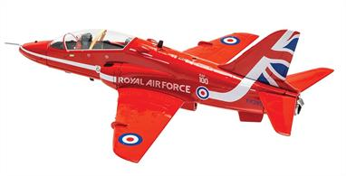 Corgi AA36015 is a 1/72nd scale diecast model of the British Aerospace Hawk T1 Trainer XX245 flown by the Royal Air Force Aerobatic Team The Red Arrows based in RAF Scampton between  2018 – RAF 100