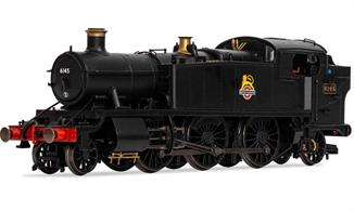 A completely new model of the GWR 5101 class 2-6-2T large prairie designed to produce both the standard 5101 class used throughout the GWR network on outer suburban, mainline stopping passenger and many branch line services and the more powerful 61xx class built for the heavier London area services, but later to be found in the West.Era 4 Early British Railways 1947-1956.