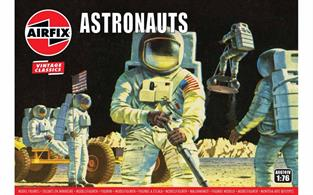 Airfix A00741 1/76th Astronauts Number of Figures 59