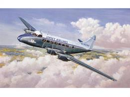 Airfix A03001V 1/72nd De Havilland Heron MkII Aircraft KitNumber of Parts 67   Length 205mm   Width 303mm