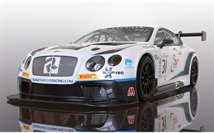 Scalextric C4024 Bentley Continental GT3 Team Parker Racing Brands Hatch 2018 Slot Car