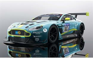 Scalextric C4036 Aston Martin GT3 Nurburgring 24hrs Slot Car