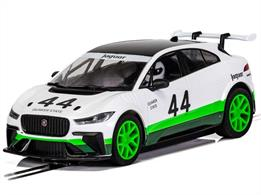 Scalextric C4064 Jaguar I-Pace Group 44 Heritage Livery Slot Car
