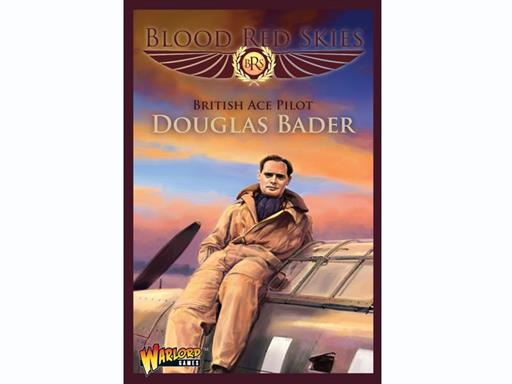 Warlord 772012005 British Douglas Bader Hurricane Ace for Blood Red Skies