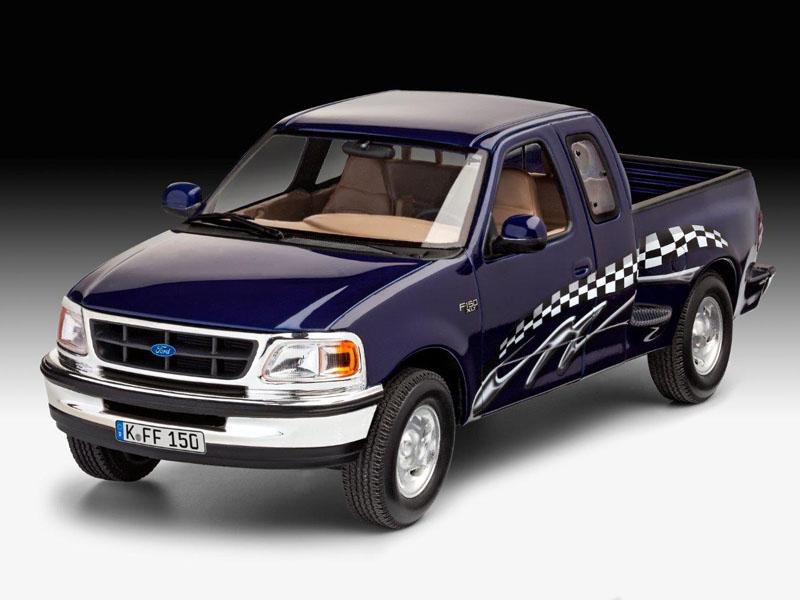 Revell /'97 Ford F-150 XLT in 1:25 Revell 07045